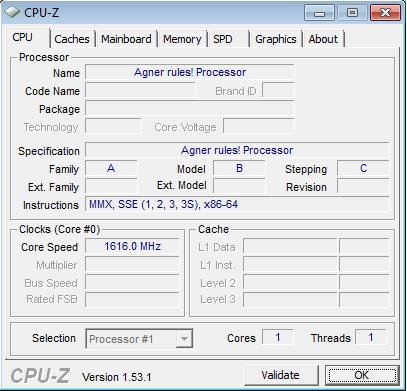 Agner`s CPU blog - Intel's